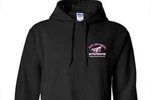 Pour For A Cure Adult Hoodie