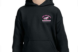Pour For A Cure Youth Hoodie